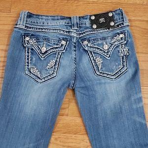 Miss Me Jeans - Miss Me boot cut jeans
